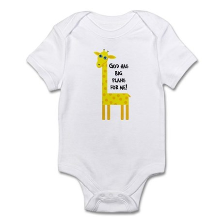 Cute Christian Infant Bodysuit