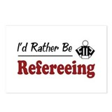 Rather Be Refereeing Postcards (Package of 8)