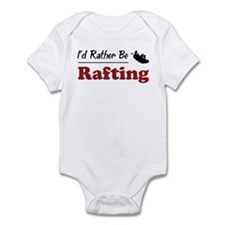 Rather Be Rafting Infant Bodysuit