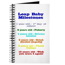 Leap Year Journal