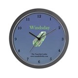 Windsday Wall Clock