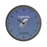 Lightsday Wall Clock