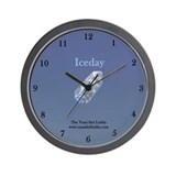 Iceday Wall Clock