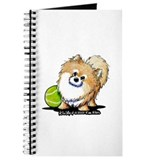 Tennis Pro Pom Journal