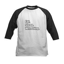 """Eat. Sleep. Wrestling."" Tee"
