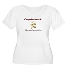 Copperhead Addict T-Shirt