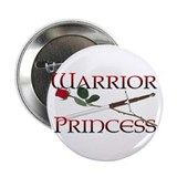 "Warrior Princess 2.25"" Button (100 pack)"
