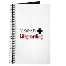 Rather Be Lifeguarding Journal