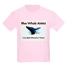 Blue Whale Addict T-Shirt