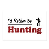 Rather Be Hunting Postcards (Package of 8)