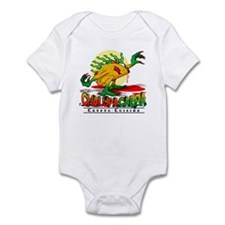Crypto Cuisine Infant Bodysuit