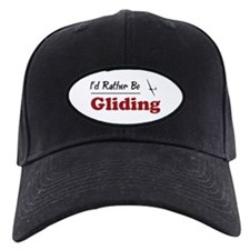 Rather Be Gliding Baseball Hat