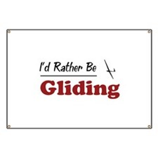 Rather Be Gliding Banner