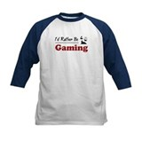 Rather Be Gaming Tee
