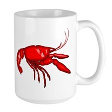 Louisiana Crawfish Mug