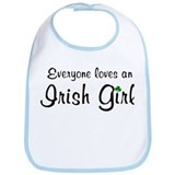 Everyone Loves an Irish Bib
