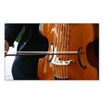 Viols in Our Schools Viola da Gamba Stickers
