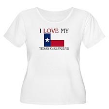I Love My Texas Girlfriend T-Shirt