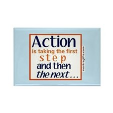 Law of Attraction Action Magnet