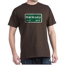 Harmony, CA (USA) T-Shirt