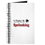 Rather Be Spelunking Journal