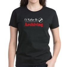 Rather Be Archiving Tee