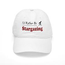 Rather Be Stargazing Baseball Cap