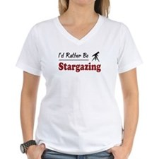 Rather Be Stargazing Shirt
