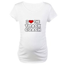 """I Love The Track Coach"" Shirt"