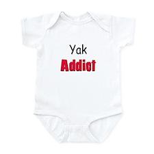 Yak Addict Infant Bodysuit