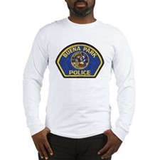 Buena Park PD Long Sleeve T-Shirt