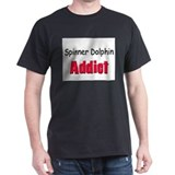 Spinner Dolphin Addict T-Shirt