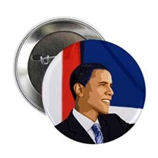 "Barack Obama 2.25"" Button"