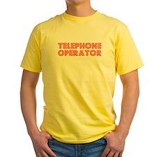 Retro Telephone o.. (Red) T