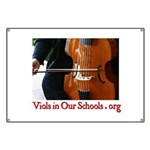 Viols in Our Schools Banner