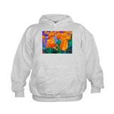 Tip Toe n' Tulips Hoodie