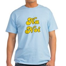 Retro Ha Noi (Gold) T-Shirt