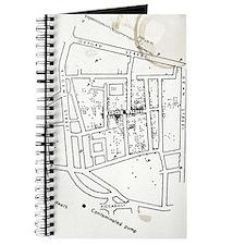 John Snow Cholera map Journal