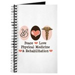 Peace Love PM&R Doctor Journal
