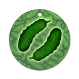 Pickles Ornament (Round)