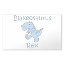 Blakeosaurus Rex Rectangle Decal