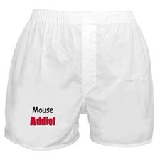 Mouse Addict Boxer Shorts