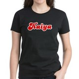 Retro Kaiya (Red) Tee
