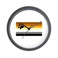 International Bear Brotherhood Wall Clock