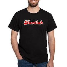 Retro Kamilah (Red) T-Shirt