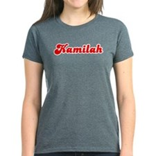 Retro Kamilah (Red) Tee