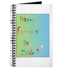 Happy Father's Day Zaide (Eng) Journal