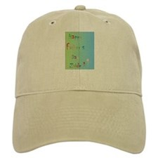 Happy Father's Day Zaide (Eng) Baseball Cap
