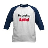 Hedgehog Addict Tee