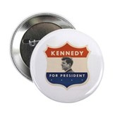 "JFK '60 Shield 2.25"" Button"